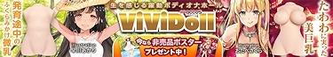 【maccos japan(マッコスジャパン)】ヴィヴィドールポスタープレゼントキャンペーン