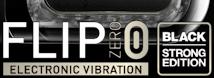 TENGA FLIP 0(ZERO)ELECTRONIC VIBRATION BLACK