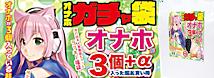 オナホガチャ袋 オナホ3個+αが入ったお買い得福袋 TMT-1178