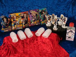 【販売終了・アダルトグッズ、大人のおもちゃアーカイブ】ばんぎゃ!! pocket セット (M0939〜M0943・L0541)