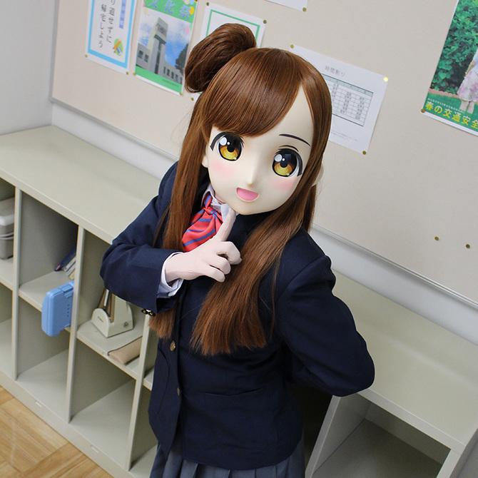 【希望者に「くまみみ」プレゼント!】むにむに KAWAII-06 セット 【変身・仮装・着ぐるみ】 商品説明画像6