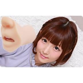 3Dスキャンしてみた 佐倉絆の口 セット