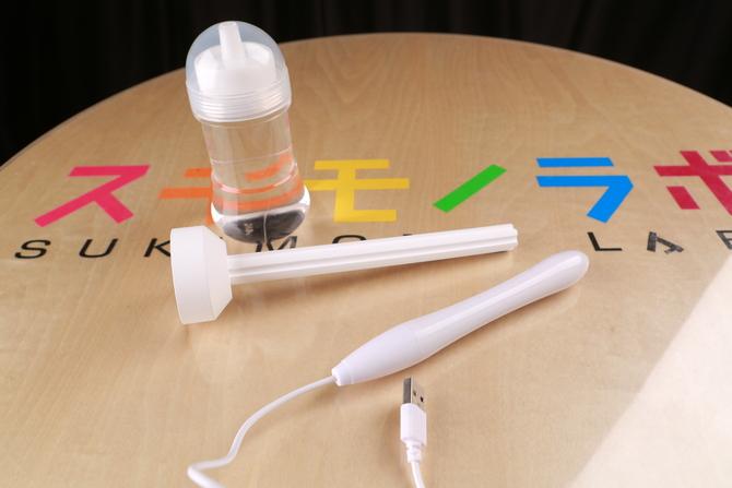 オナホール超便利セット(ホールウォーマー+珪藻土スティック) セット 商品説明画像4