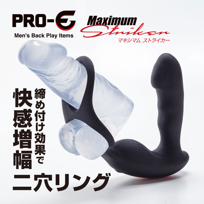 PRO-E Maximum Striker(プロイー マキシマム ストライカー) セット 商品説明画像4