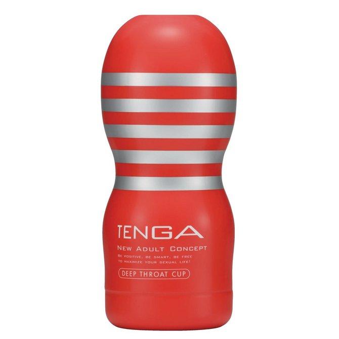【バキュームコントローラー対応!】TENGA ディープスロート・カップ[STANDARD]【特殊な構造が生み出す、DEEPな吸いつき感】 TOC-101 商品説明画像1
