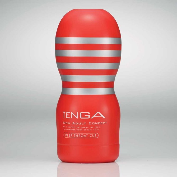 【バキュームコントローラー対応!】TENGA ディープスロート・カップ[STANDARD]【特殊な構造が生み出す、DEEPな吸いつき感】 TOC-101 商品説明画像2