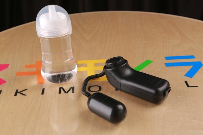 超低速・微振動おねだりローター(ブラック)    セット 商品説明画像1