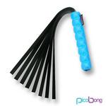 【販売終了・アダルトグッズ、大人のおもちゃアーカイブ】Pico Bong Whip Blue(ウイップ ブルー)