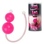 ピンクキャタピラーボール 1