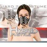 HYBRID STYLE ハイブリッドスタイル 010 口部マスク(鍵付)  ■