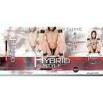 【50〜60%OFF!】HYBRID STYLE ハイブリッドスタイル 016 首輪付手&太もも枷鍵付