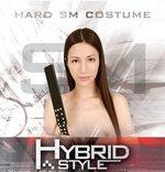 HYBRID STYLE ハイブリッドスタイル 021 ラケット 大