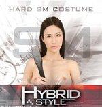 HYBRID STYLE ハイブリッドスタイル 023 ラケット 小