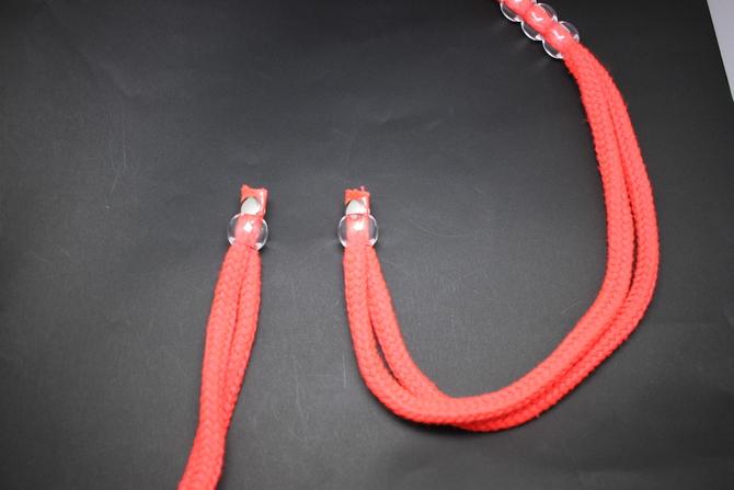 【販売終了・アダルトグッズ、大人のおもちゃアーカイブ】SMスレイブロープ〜10種類拘束連結ロープ〜 KNK-058 商品説明画像2
