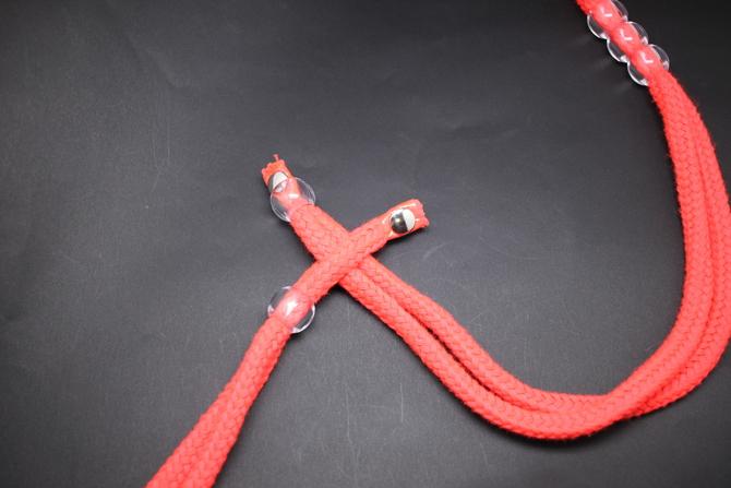【販売終了・アダルトグッズ、大人のおもちゃアーカイブ】SMスレイブロープ〜10種類拘束連結ロープ〜 KNK-058 商品説明画像3