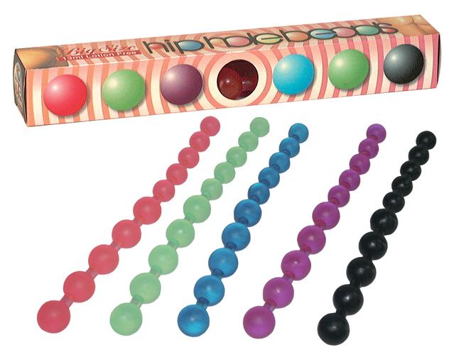 【販売終了・アダルトグッズ、大人のおもちゃアーカイブ】ヒップホールビーンズBIG(ローション付) ピンク 商品説明画像3