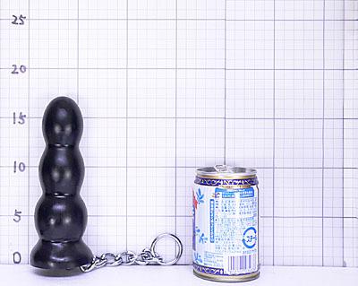 【販売終了・アダルトグッズ、大人のおもちゃアーカイブ】マグナム 4 黒 商品説明画像2
