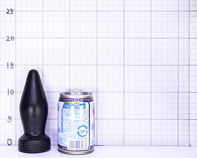 【販売終了・アダルトグッズ、大人のおもちゃアーカイブ】マグナム 2 黒 商品説明画像2
