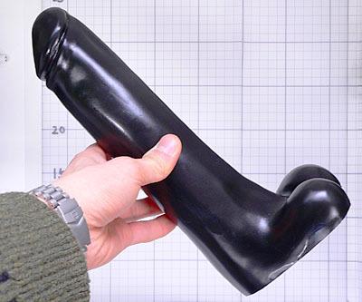【販売終了・アダルトグッズ、大人のおもちゃアーカイブ】マグナム 6 黒 商品説明画像3