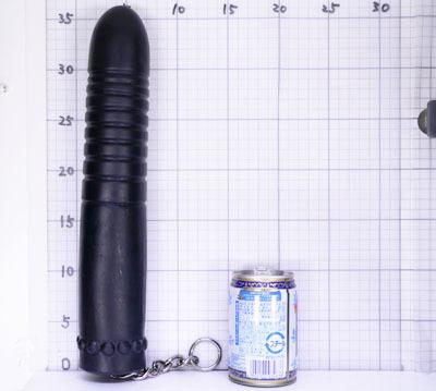 【販売終了・アダルトグッズ、大人のおもちゃアーカイブ】マグナム 8 黒 商品説明画像2