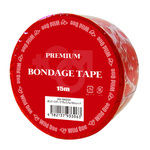 ボンデージテーププレミアム 15m  レッド ◇