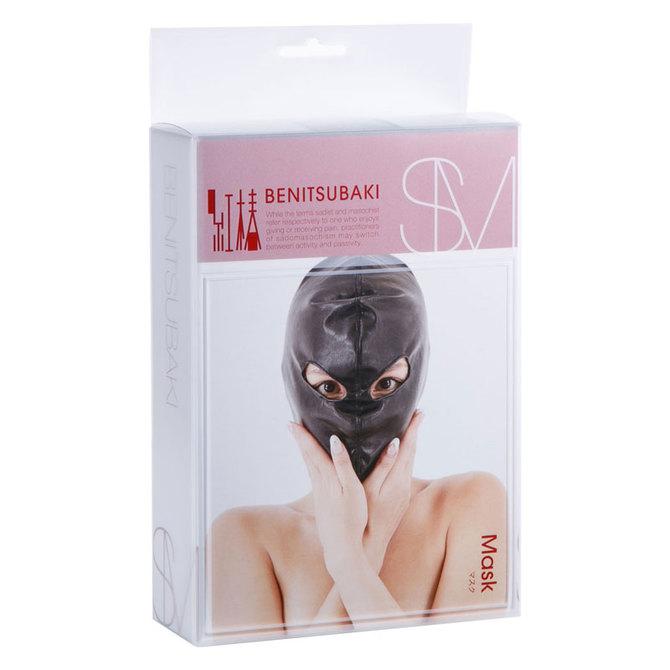 紅椿 BENITSUBAKI マスク ◇ 商品説明画像1