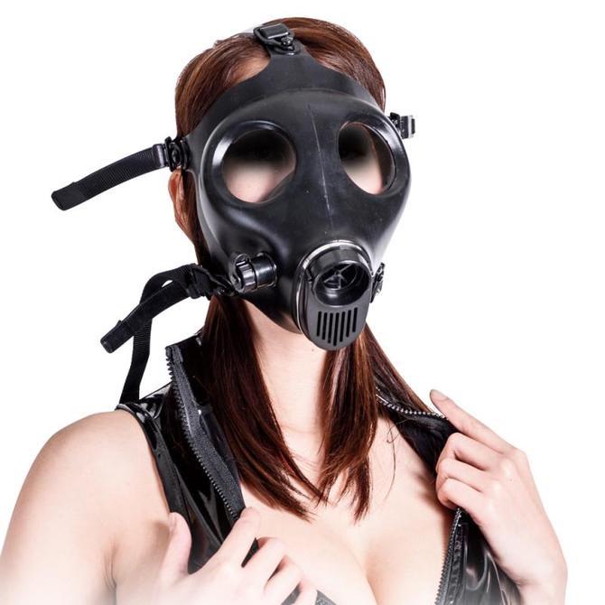 ガスマスク(フィット) ◇ 商品説明画像1