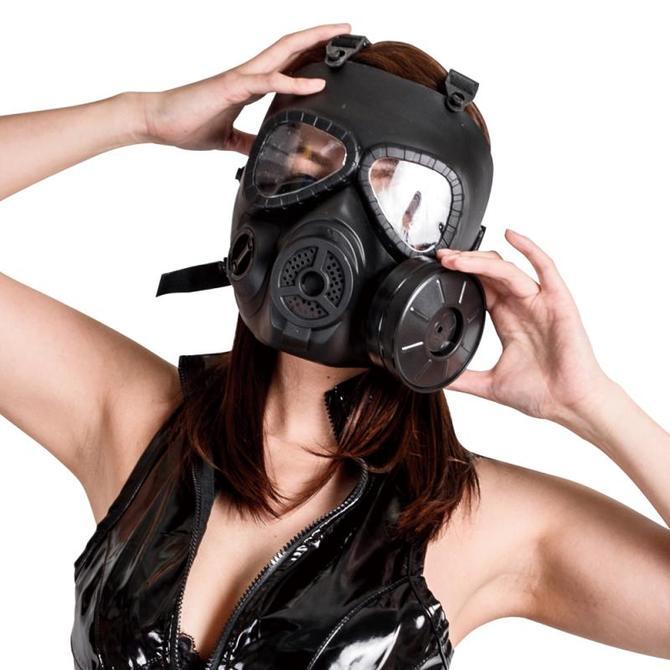 ガスマスク(ストロング)  商品説明画像1