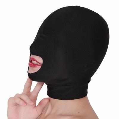 マインドバインド 全頭口開きマスク 商品説明画像2