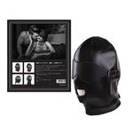 SMVIP 全頭フェイスマスク 目隠し・口開きタイプ