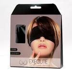 【期間限定100ポイント還元!】EXECUTE マイクロファイバーアイマスク