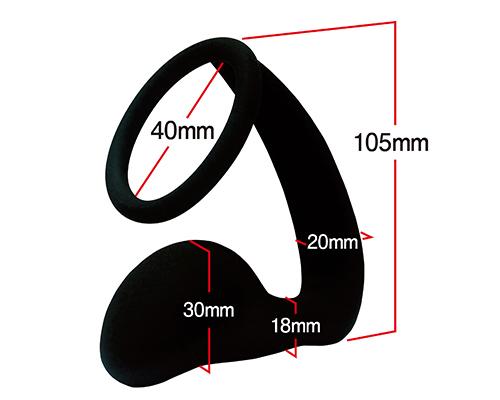 バックファイアー ANA RING 商品説明画像2