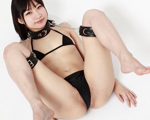 SMVIP 首・太もも拘束M字開脚ベルト ◇ 商品説明画像4