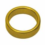メタルワイドコックリング S 40Φmm ゴールド