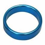 メタルワイドコックリング L 50Φmm ブルー