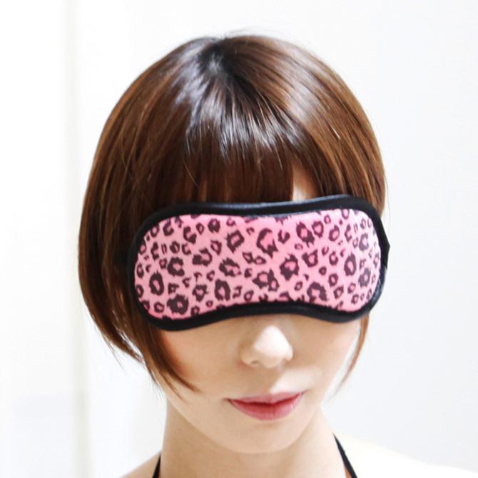SM-VIP アイマスク ヒョウピンク 商品説明画像3