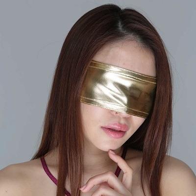 チェリーラブ メタリックアイマスク ゴールド 商品説明画像1