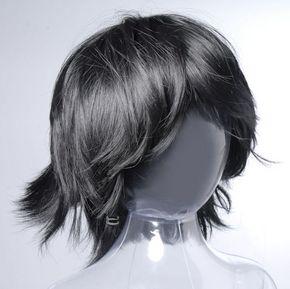 空気少女★宇佐羽えあ専用ウィッグ えあ★うぃっぐ(ショート)ブラック