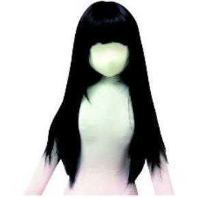 空気少女★宇佐羽えあ専用ウィッグ えあ★うぃっぐ(ロング)ブラック