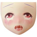 【限定100ポイント還元!】空気少女★宇佐羽えあ えあ★ますく FACE.06 アヘ顔