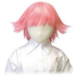 空気少女★宇佐羽えあ えあ★うぃっぐ(ショート)ピンク