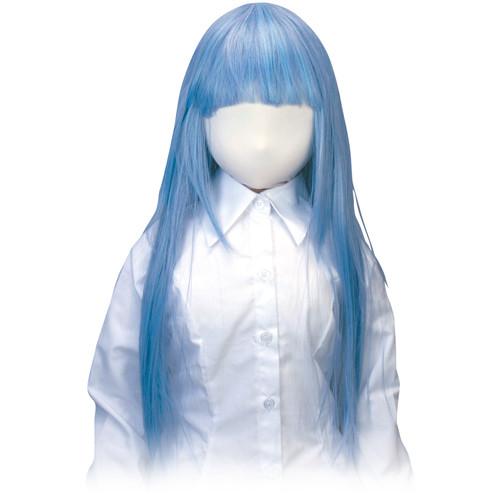 空気少女★宇佐羽えあ えあ★うぃっぐ(ロング)えあブルー 商品説明画像1