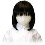 空気少女★宇佐羽えあ えあ★うぃっぐ(ボブ)ブラック