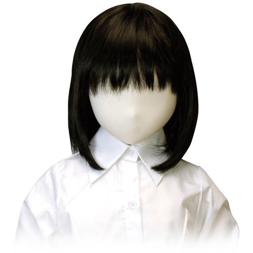 空気少女★宇佐羽えあ えあ★うぃっぐ(ボブ)ブラック 商品説明画像1