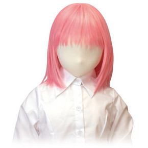 空気少女★宇佐羽えあ えあ★うぃっぐ(ボブ)ピンク