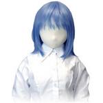 空気少女★宇佐羽えあ えあ★うぃっぐ(ボブ)えあブルー