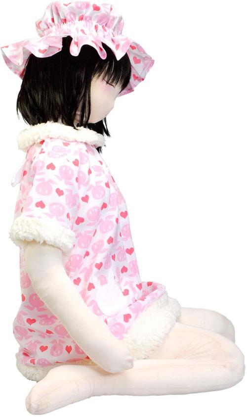 【在庫限定特価!】  【業界最安値!】空気少女★宇佐羽えあ えあ★こす ネグリジェ 商品説明画像2