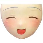 【限定100ポイント還元!】空気少女★宇佐羽えあ えあ★ますく FACE.10 にぱー顔