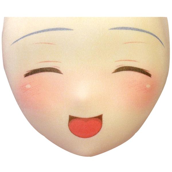 【限定100ポイント還元!】空気少女★宇佐羽えあ えあ★ますく FACE.10 にぱー顔 商品説明画像1