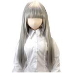 【期間限定380ポイント還元!】空気少女★宇佐羽えあ えあ★うぃっぐ(ロング)シルバー